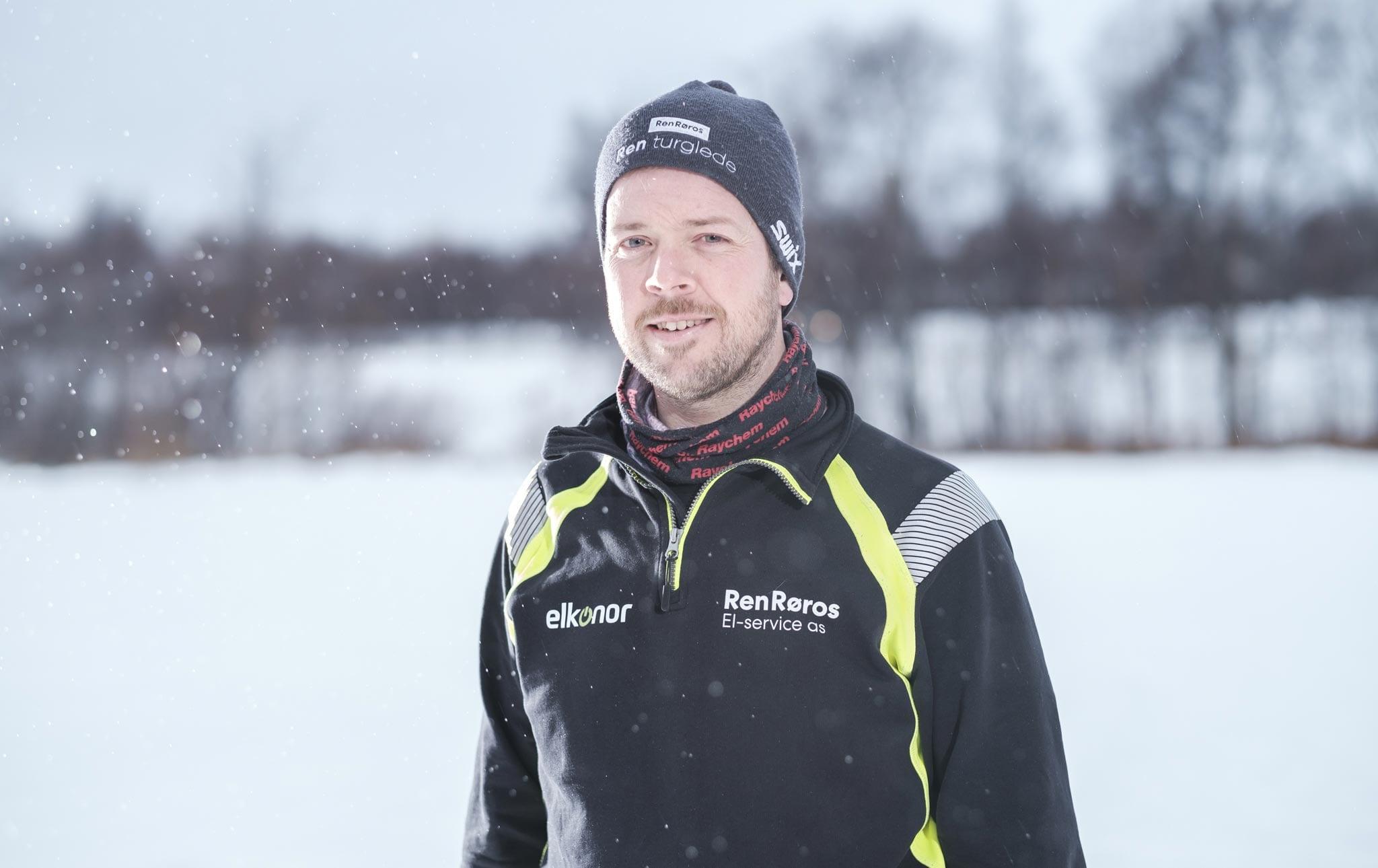 Øystein Ødegård Thorsen