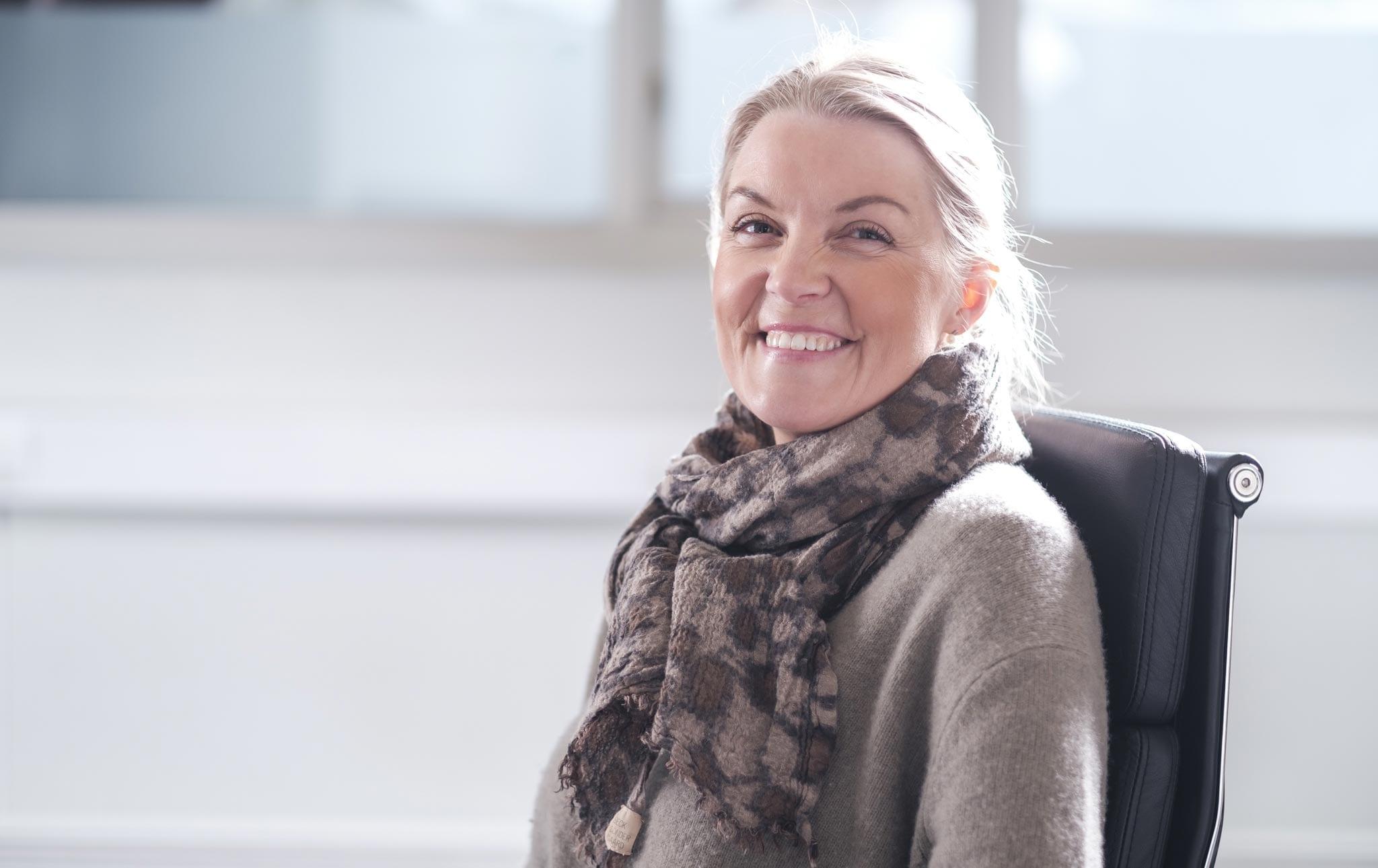 Anne Lena Høsøien