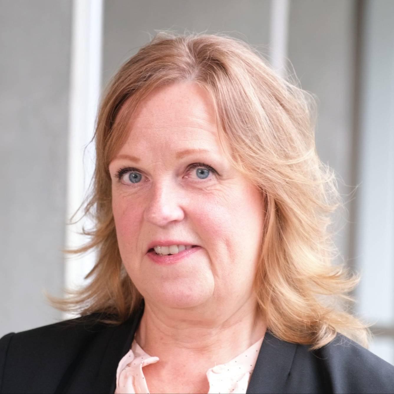 Berit M. Eriksson, områdesjef infrastruktur og kommunikasjoner, Region Jämtland Härjedalen.