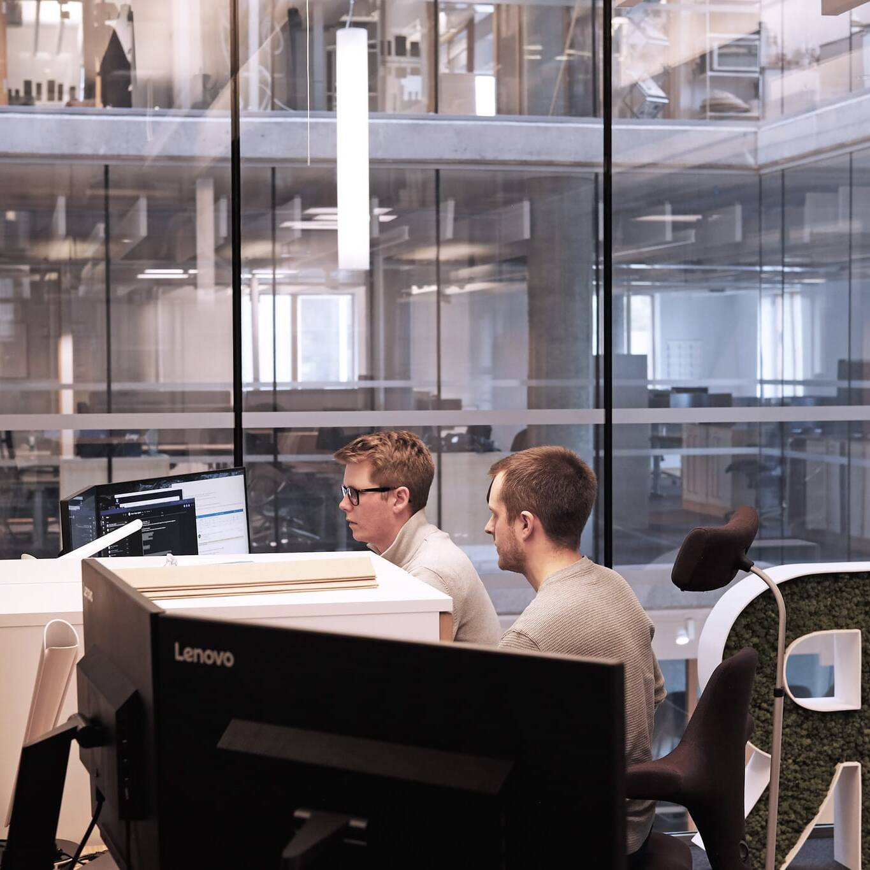 Ren Røros Intelligent Automation. Foto: Ren Røros Frontal