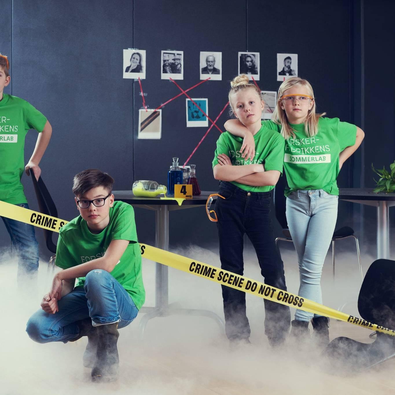 Forskerfabrikkens Sommerlab