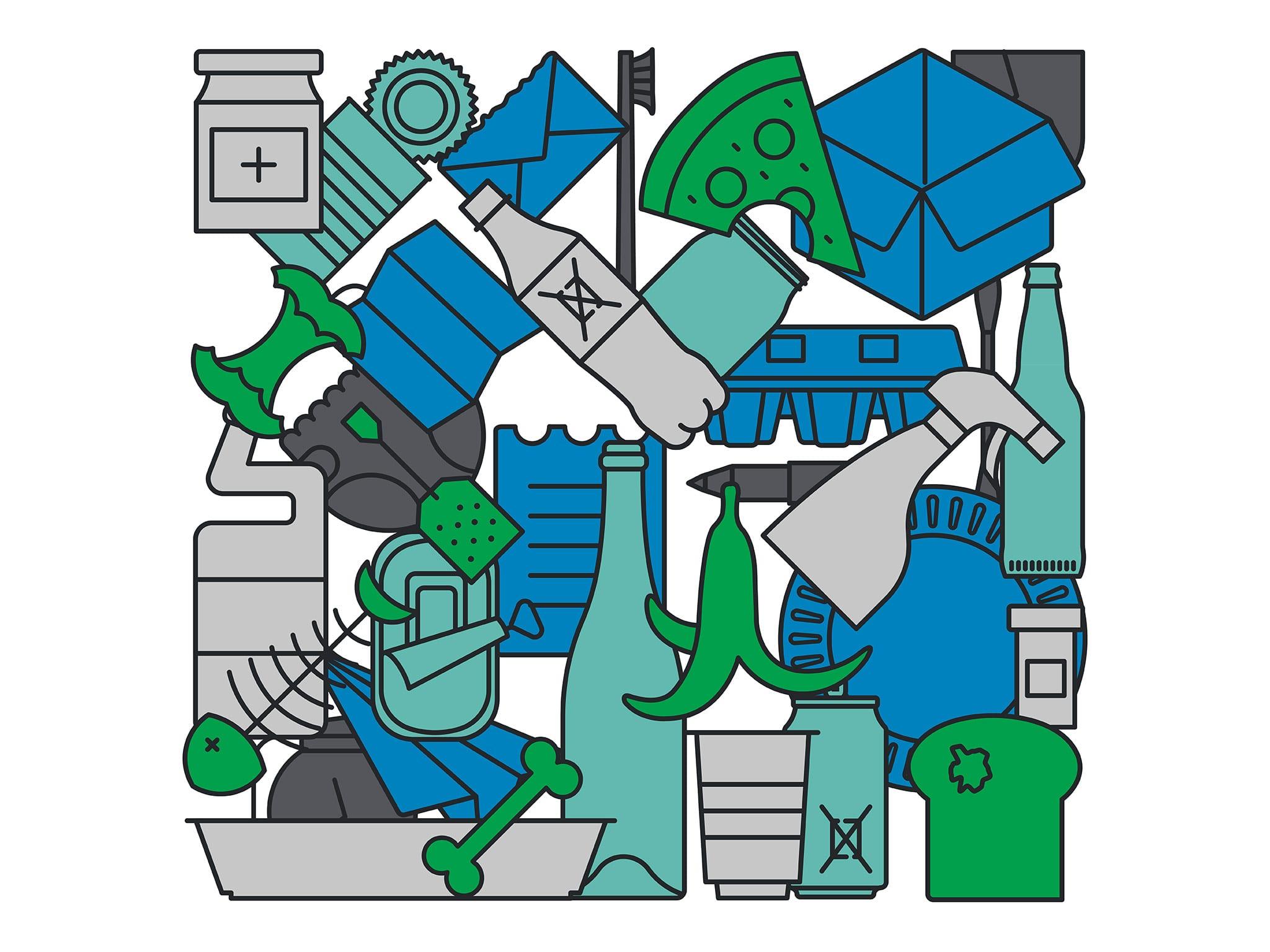 Avfall er ikke bare restavfall