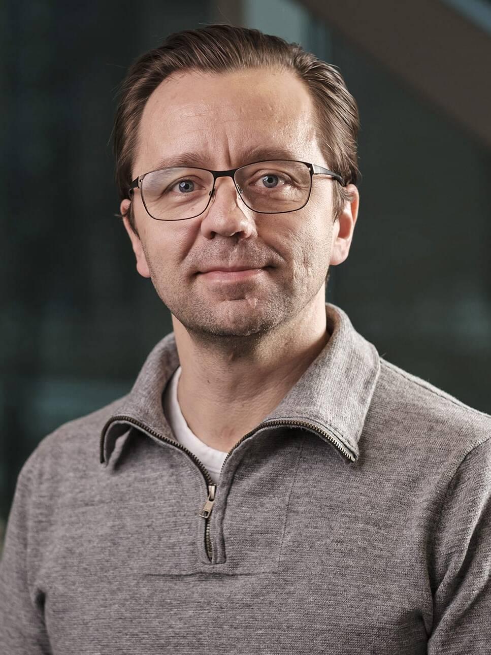 Peter Lacken - Senior Automation Architect