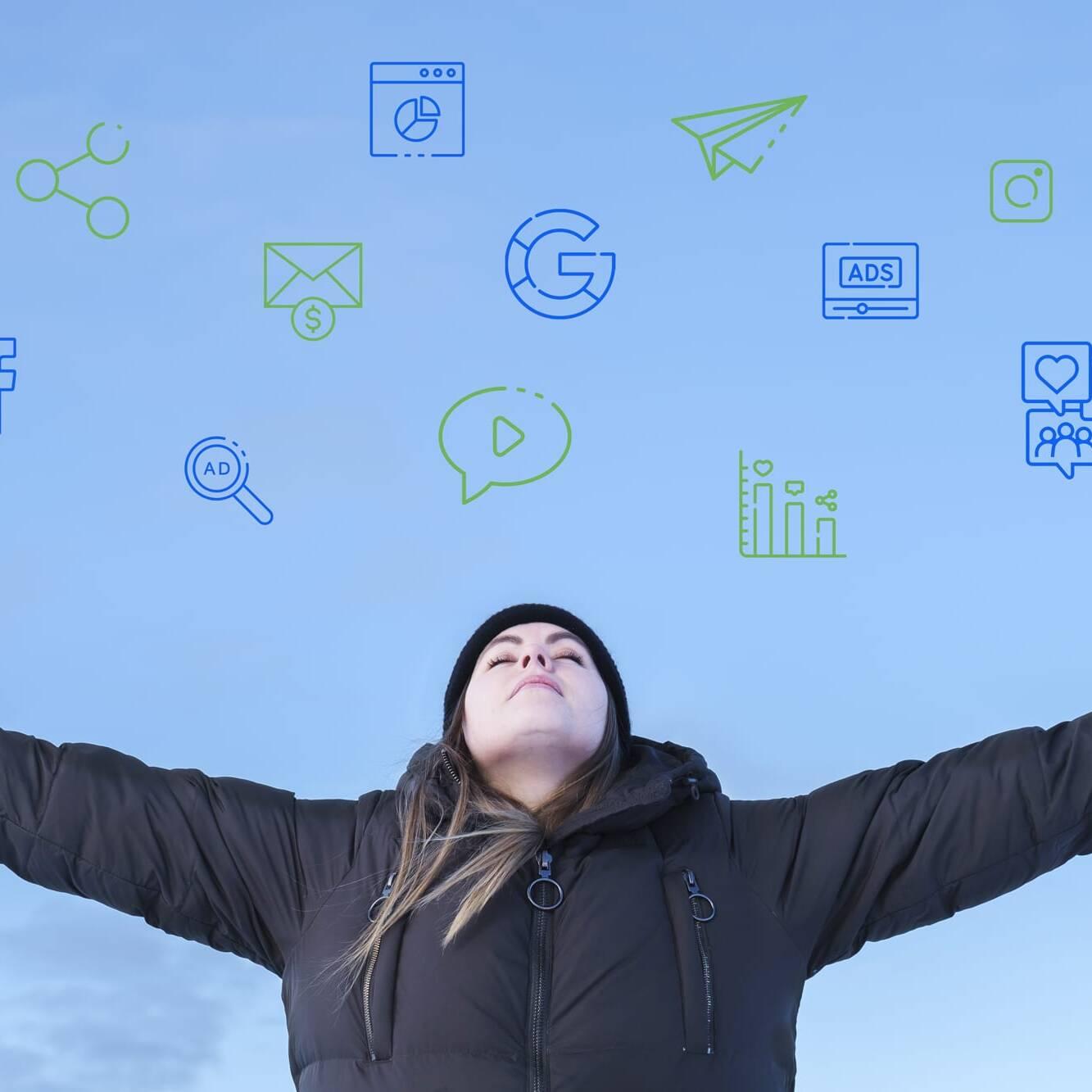 Digital markedsføring. Ren Røros Frontal