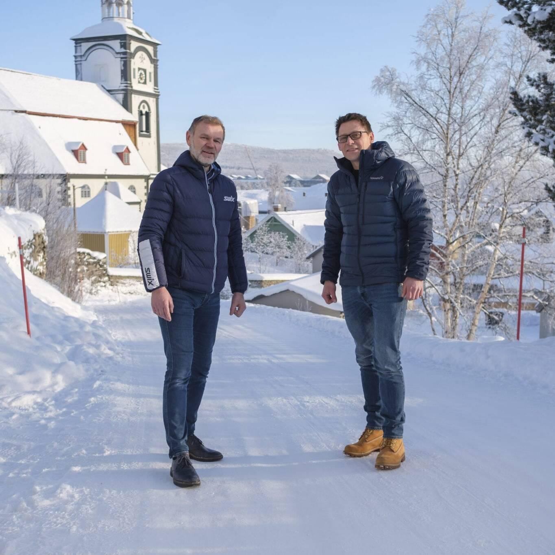 Børge Nilssen Stafne er ansatt som konserndirektør for innovasjon og forretningsutvikling i Ren Røros. Foto: Ren Røros Frontal