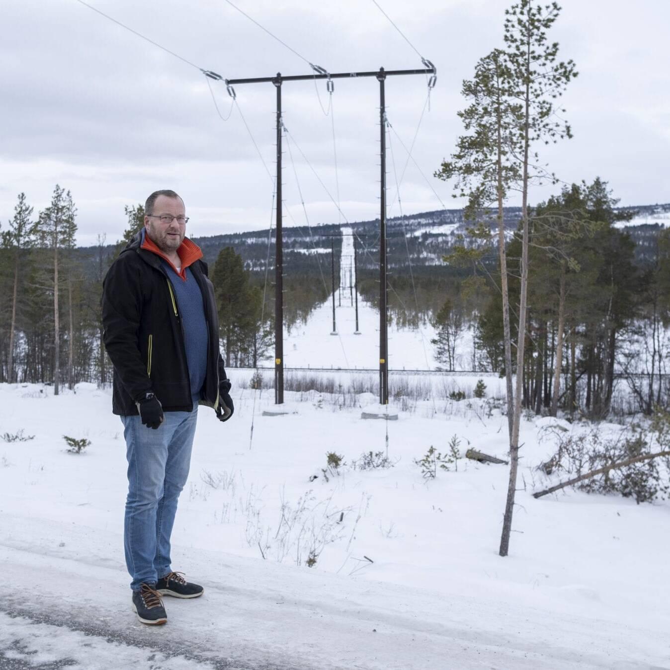 Lars Hofstad. Foto: Ren Røros Frontal / Kurt Näslund
