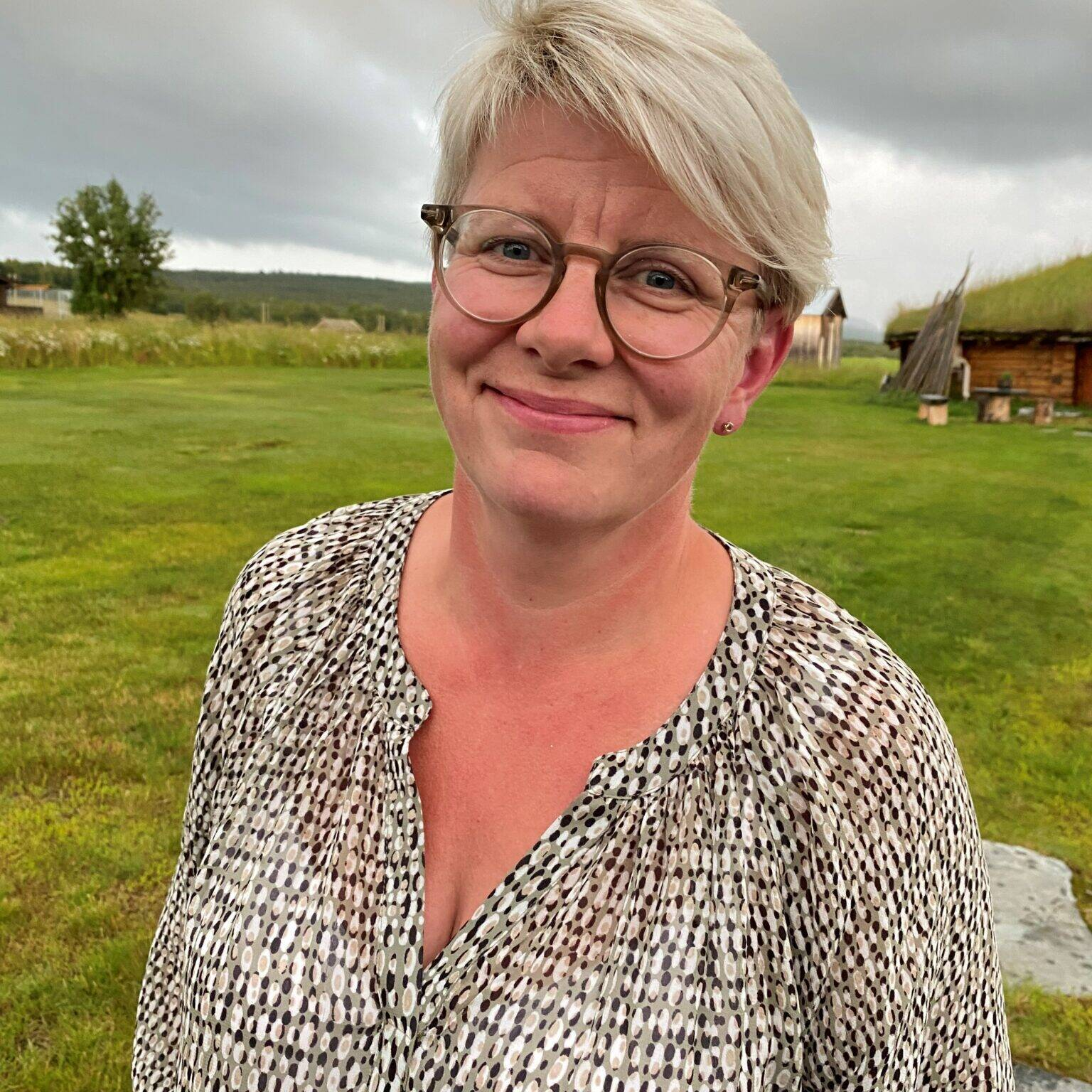 Marit Haugen, styreleder Tine. Foto: Ren Røros / Torgeir Anda.