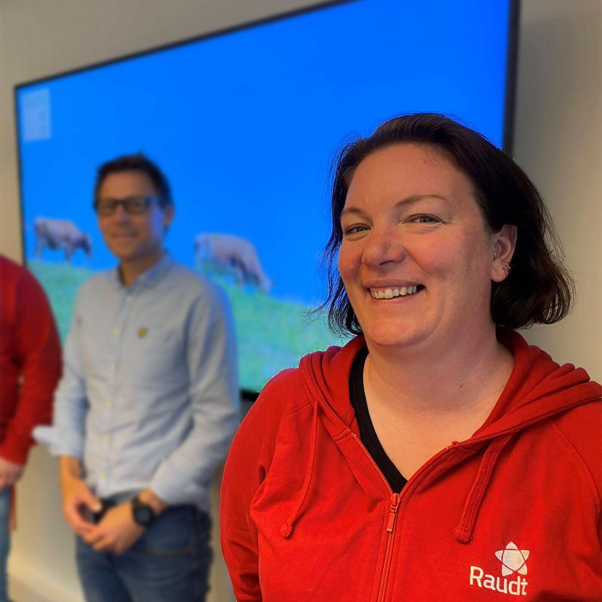 Fornybar: Hege Bae Nyholt, toppkandidat for Rødt i Sør-Trøndelag, er opptatt av at energien som brukes er fornybar.